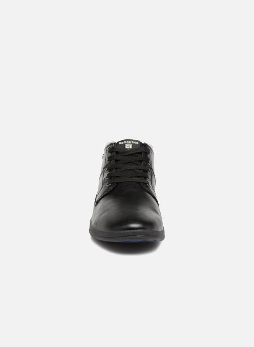 Baskets Redskins Germain Noir vue portées chaussures