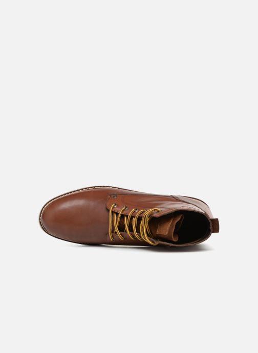 Stiefeletten & Boots Redskins Pinsan braun ansicht von links