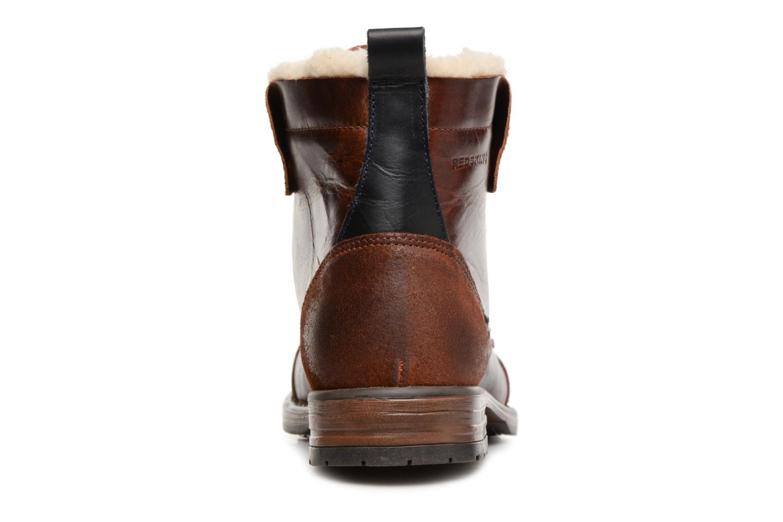 Bottines et boots Redskins Youdine Marron vue droite