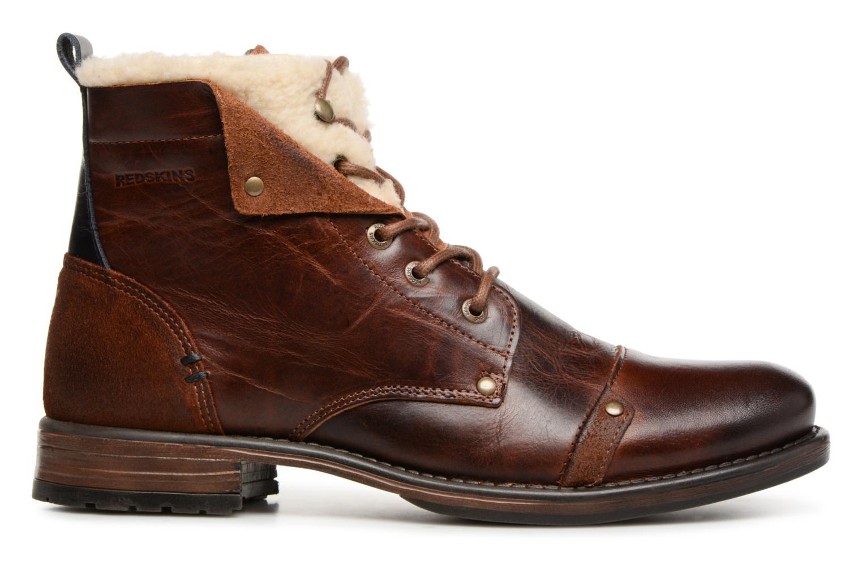Bottines et boots Redskins Youdine Marron vue derrière