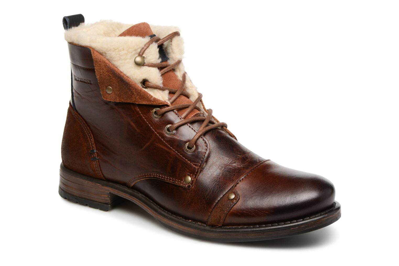 Bottines et boots Redskins Youdine Marron vue détail/paire