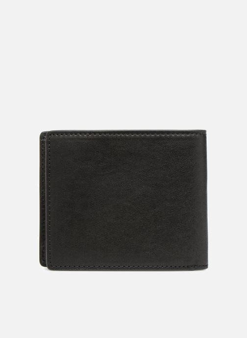 Petite Maroquinerie PS Paul Smith Men Wallet Billfold Zebra Noir vue face