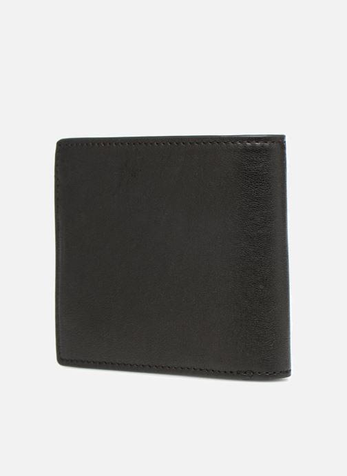 Petite Maroquinerie PS Paul Smith Men Wallet Billfold Zebra Noir vue droite