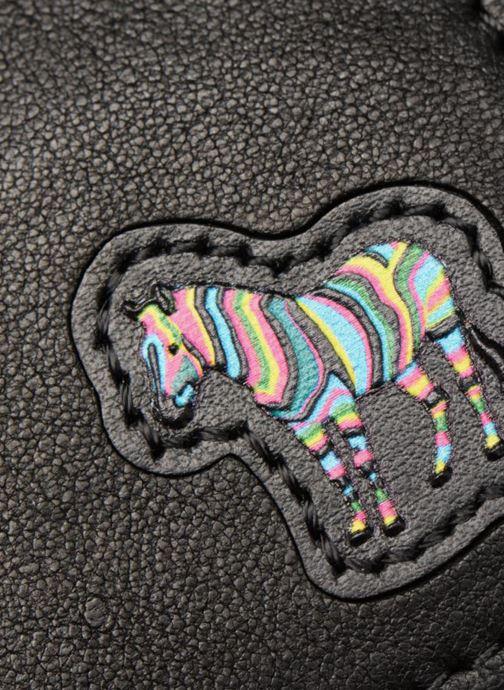 Petite Maroquinerie PS Paul Smith Men Wallet Billfold Zebra Noir vue gauche