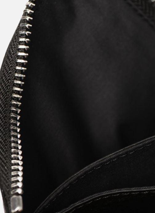 Petite Maroquinerie PS Paul Smith Men Corner Zip Wallet Zebra Noir vue derrière