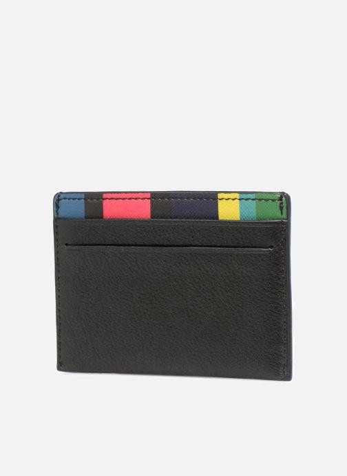 Petite Maroquinerie PS Paul Smith Men Wallet C Hold STRP Noir vue portées chaussures