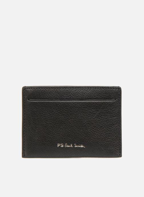 Petite Maroquinerie PS Paul Smith Men Wallet C Hold STRP Noir vue face
