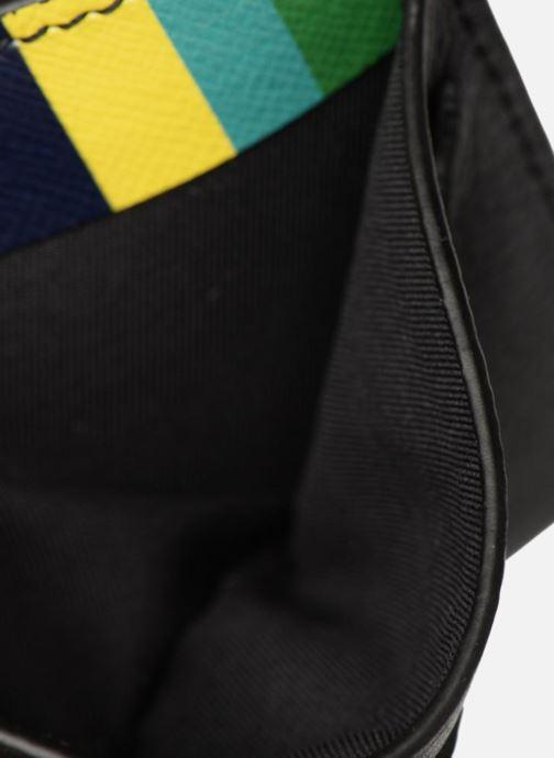 Petite Maroquinerie PS Paul Smith Men Wallet C Hold STRP Noir vue derrière