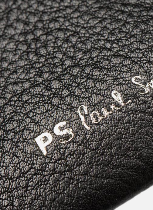 Petite Maroquinerie PS Paul Smith Men Wallet C Hold STRP Noir vue gauche