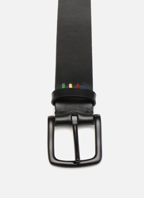 Riemen PS Paul Smith Men Zebra Tip Belt Zwart model