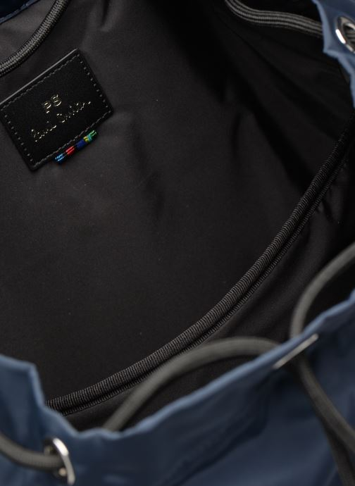 Sacs à dos PS Paul Smith Backpack Bleu vue gauche