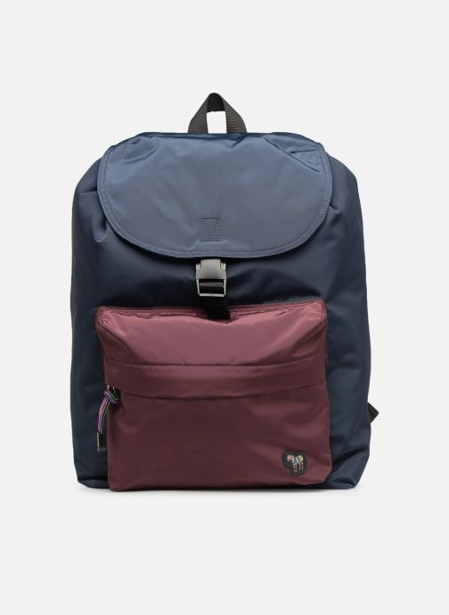 Sacs à dos PS Paul Smith Backpack Bleu vue détail/paire