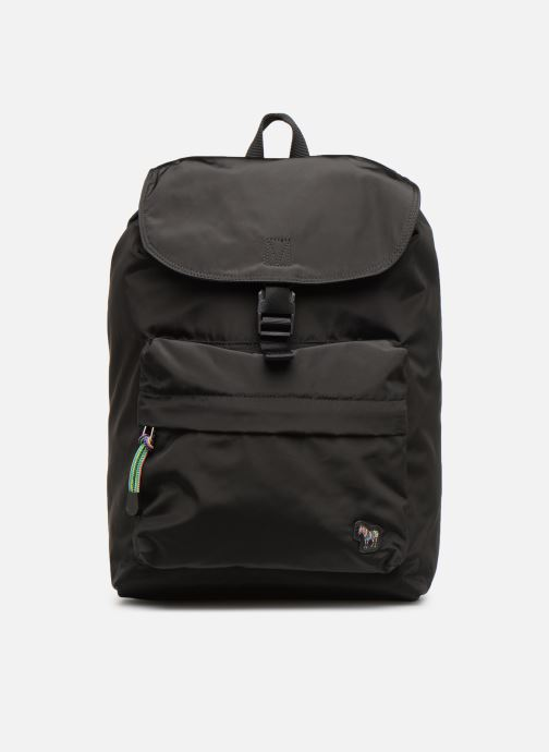 Sacs à dos PS Paul Smith Backpack Noir vue détail/paire