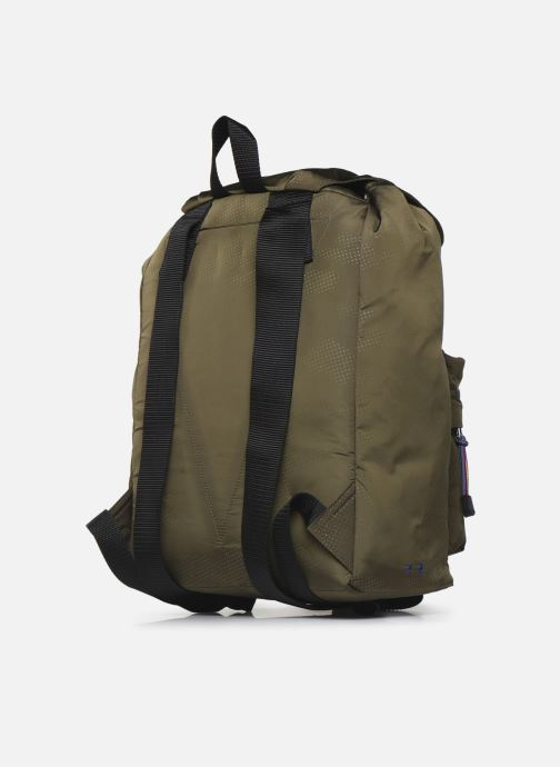 Rucksäcke PS Paul Smith Backpack grün ansicht von rechts