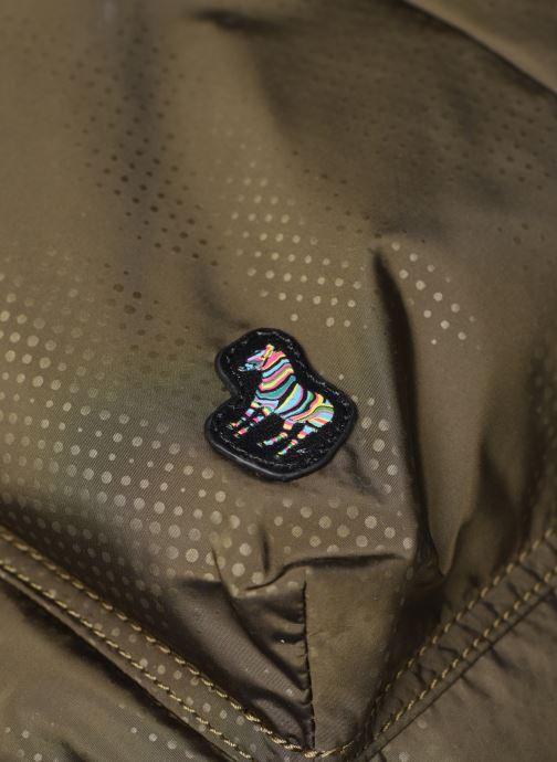 Rucksäcke PS Paul Smith Backpack grün ansicht von links