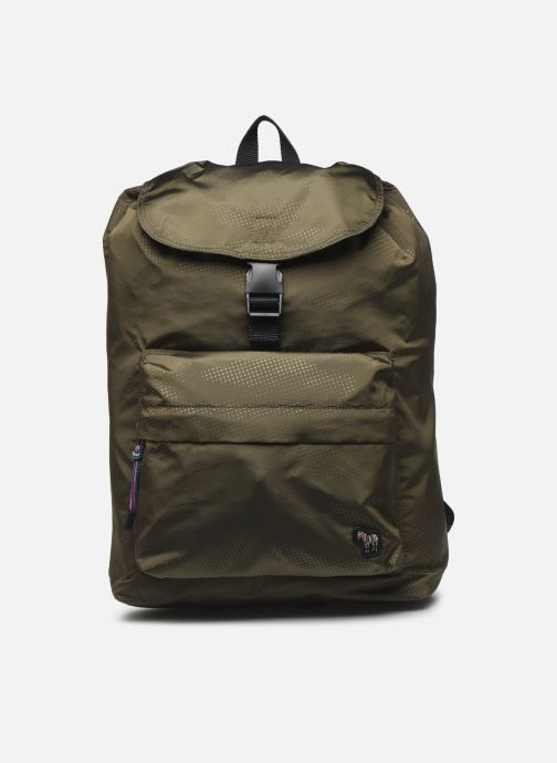 Sacs à dos PS Paul Smith Backpack Vert vue détail/paire