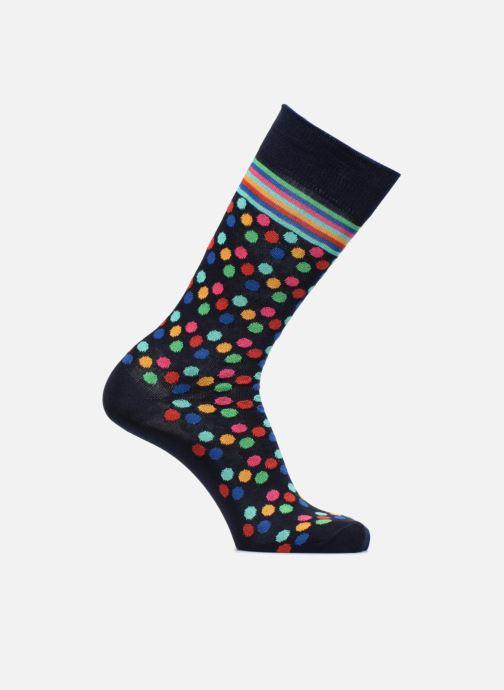 Chaussettes et collants PS Paul Smith Chaussettes Men Sock Cash Spot Bleu vue détail/paire