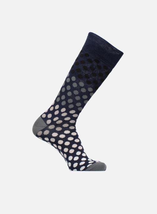 Sokken en panty's PS Paul Smith Chaussettes Men Sock Wopex Polka Blauw detail