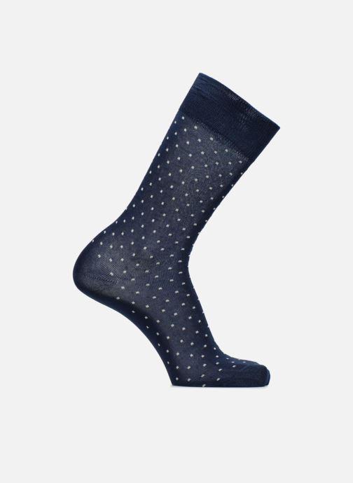 Chaussettes et collants PS Paul Smith Chaussettes Men Sock Pin Dot Bleu vue détail/paire