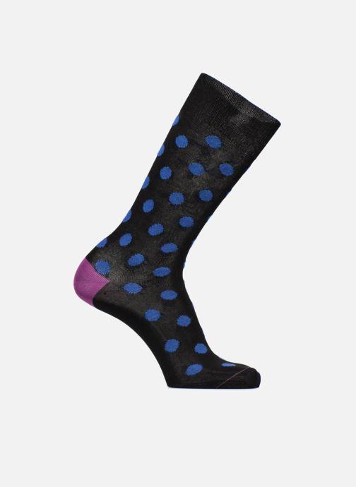 Sokken en panty's PS Paul Smith Chaussettes Men Sock Bright Spot Zwart detail