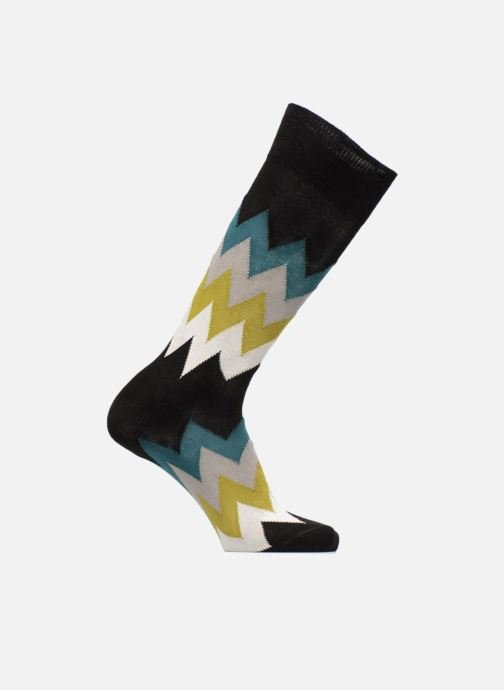 Sokken en panty's PS Paul Smith Chaussettes Men Sock Nuka Zwart detail