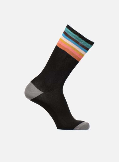 Socken & Strumpfhosen PS Paul Smith Chaussettes Men Sock Embroidered Jac schwarz detaillierte ansicht/modell