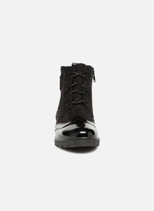 Ankle boots Jana shoes LOREL Black model view