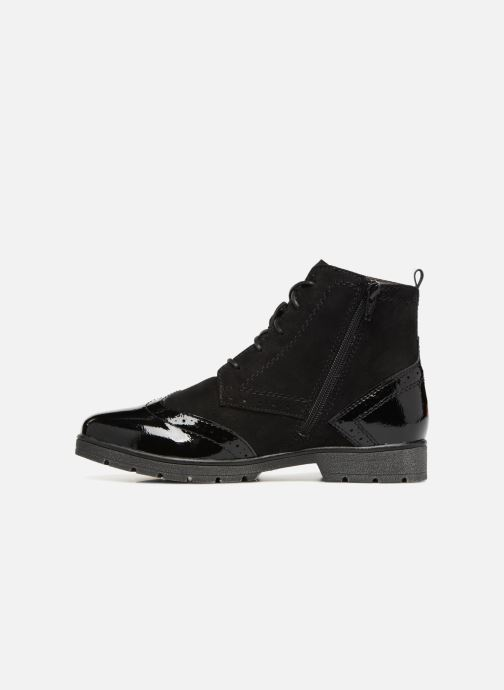 Ankle boots Jana shoes LOREL Black front view