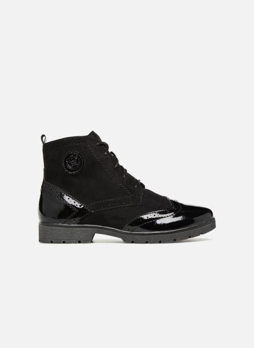 Ankle boots Jana shoes LOREL Black back view