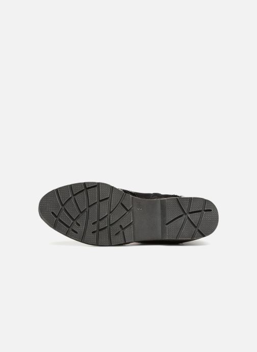 Bottines et boots Jana shoes AMBER Noir vue haut