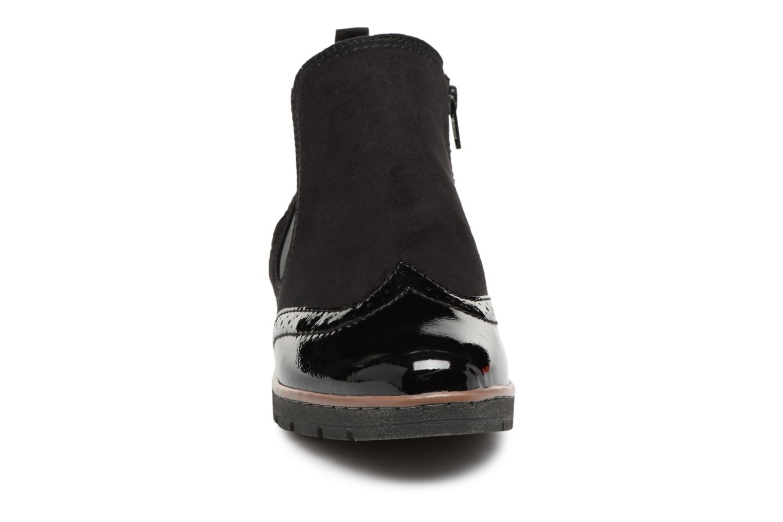 Bottines et boots Jana shoes AMBER Noir vue portées chaussures