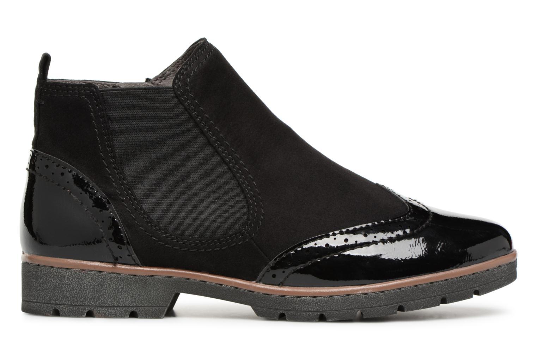 Bottines et boots Jana shoes AMBER Noir vue derrière