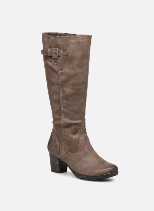 Boots & wellies Jana shoes KATHRIN Brown detailed view/ Pair view