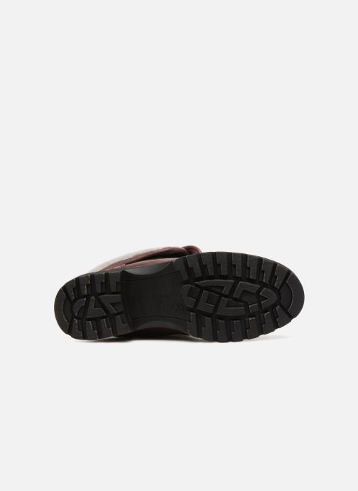 Bottines et boots Jana shoes RUT Bordeaux vue haut