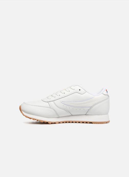 Sneaker FILA Orbit Jogger Low W weiß ansicht von vorne