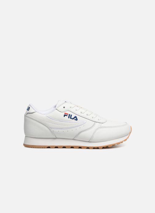 Sneaker FILA Orbit Jogger Low W weiß ansicht von hinten