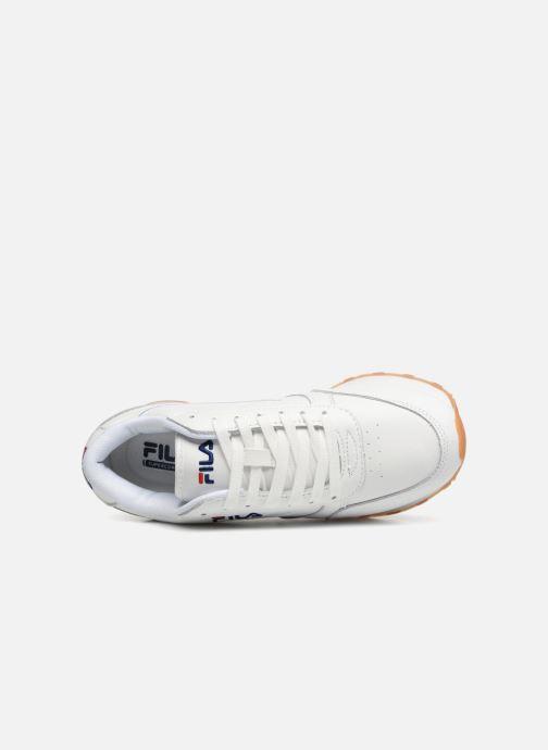 Baskets FILA Orbit Jogger Low W Blanc vue gauche