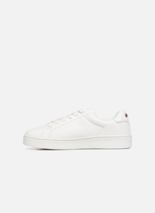 Sneaker FILA Upstage Low W weiß ansicht von vorne
