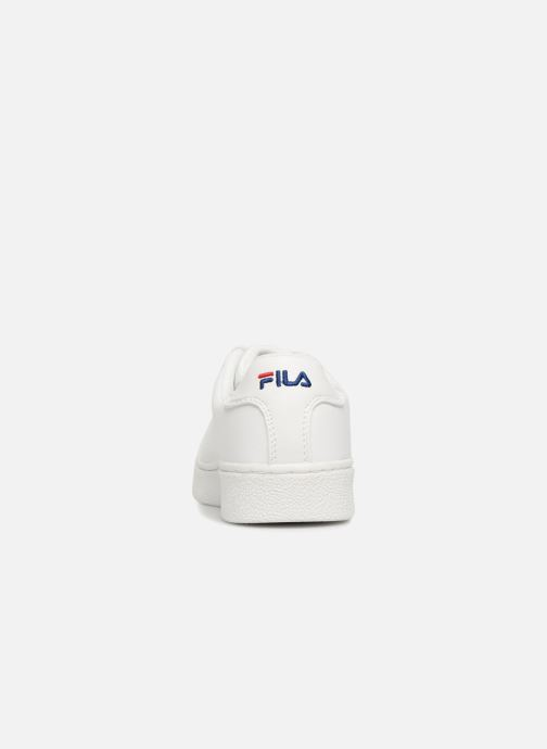 Baskets FILA Upstage Low W Blanc vue droite