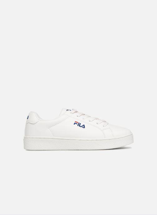 Sneaker FILA Upstage Low W weiß ansicht von hinten