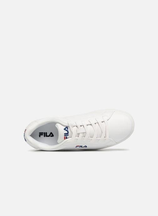 Sneaker FILA Upstage Low W weiß ansicht von links