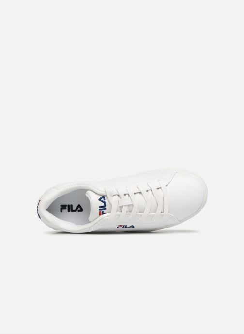Baskets FILA Upstage Low W Blanc vue gauche