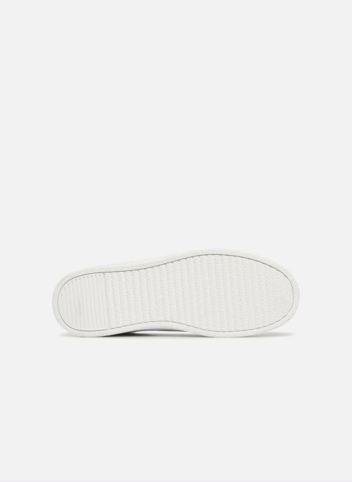 Baskets FILA Upstage Low W Blanc vue haut