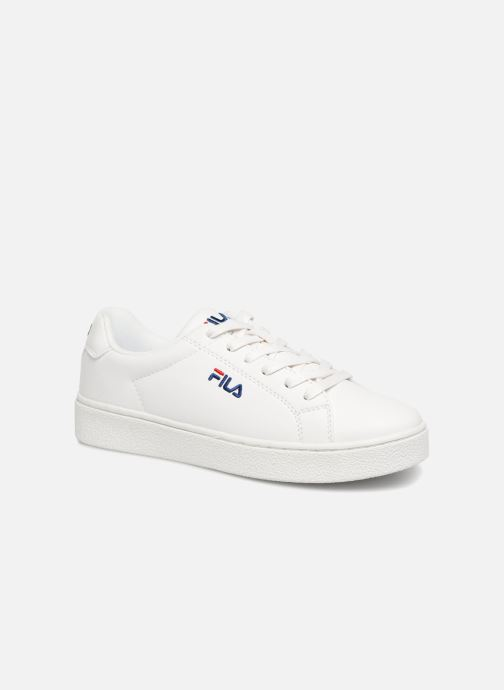 Baskets FILA Upstage Low W Blanc vue détail/paire