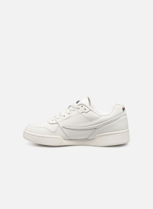 Baskets FILA Arcade Low Blanc vue face