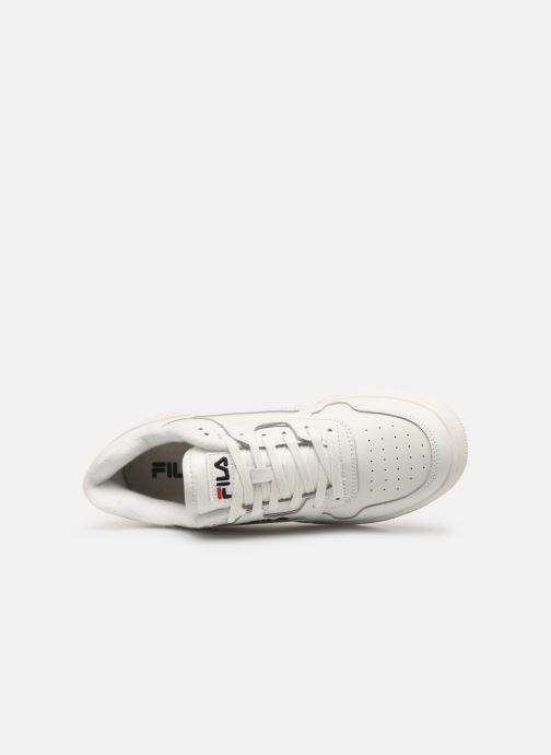 Baskets FILA Arcade Low Blanc vue gauche