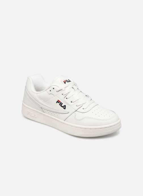 Baskets FILA Arcade Low Blanc vue détail/paire
