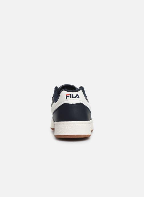 Sneakers FILA Arcade Low Azzurro immagine destra