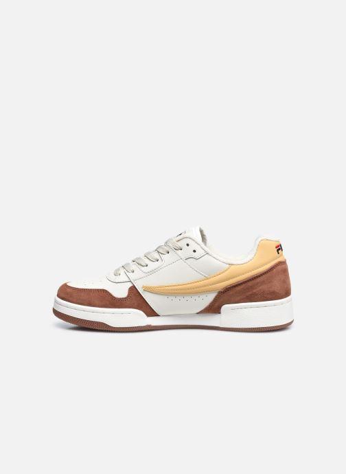 Sneakers FILA Arcade Low Marrone immagine frontale
