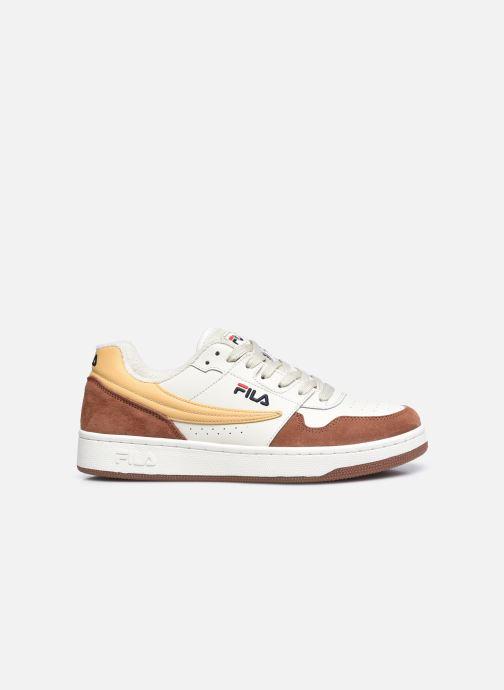 Sneaker FILA Arcade Low braun ansicht von hinten